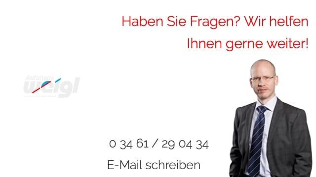 Kontakt BMW Aktion